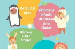 Cantos, juegos y lecturas para bebés