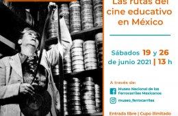 Las rutas del cine educativo en México