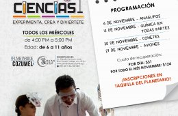 Club de Ciencias Noviembre