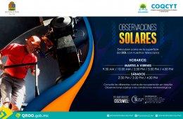 Observaciones solares