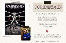 Presentación de libro Journeymen