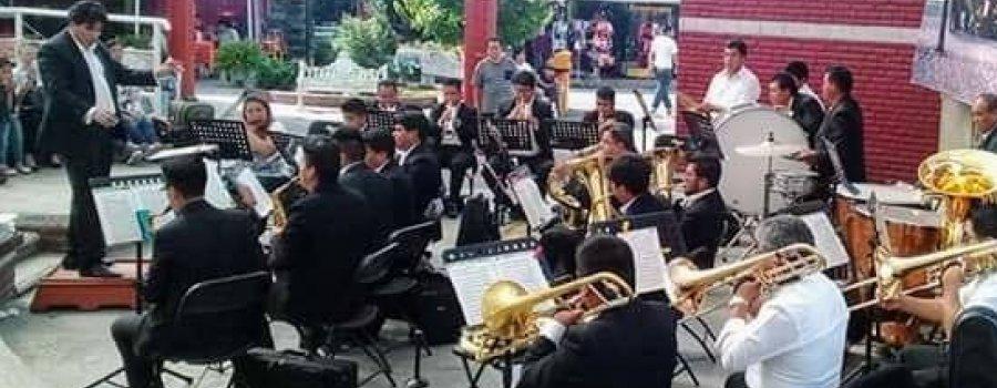 Banda Sinfónica San Jerónimo de Texcoco
