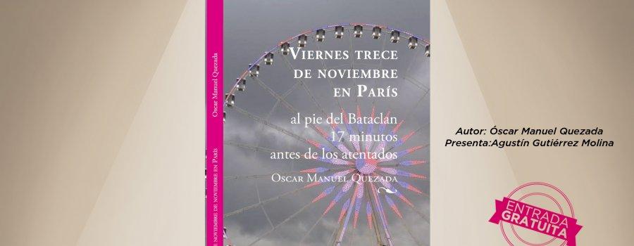 Viernes 13 de Noviembre en París
