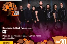 Rock Progresivo con CAST