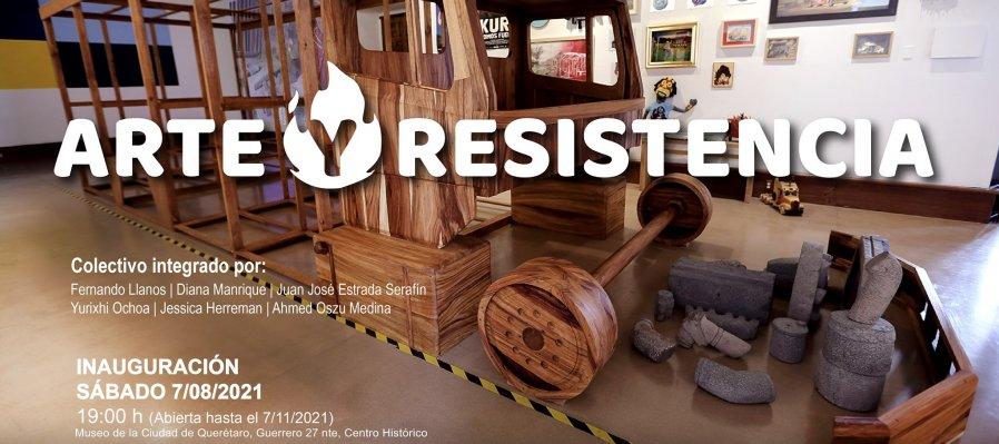 Arte y resistencia