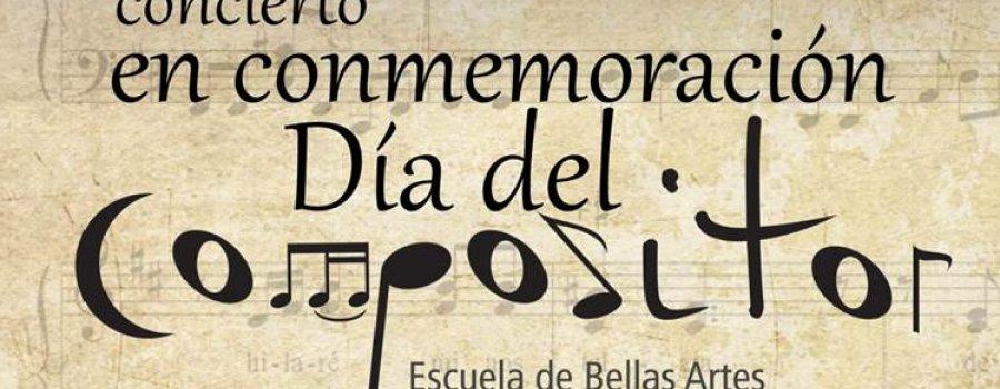 Concierto en Conmemoración del Día del Compositor