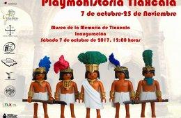 Playmohistoria Tlaxcala: La exposición temporal