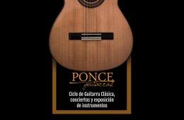 Ciclo de Guitarra Clásica, conciertos y exposición de i...
