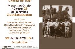 Presentación de la revista Cuetlaxcoapan