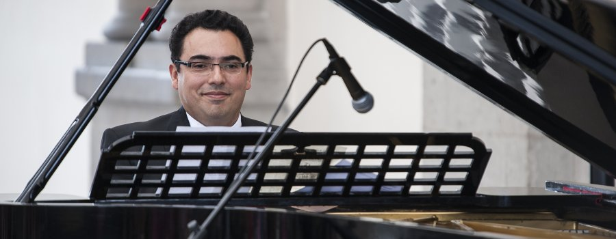Piano Concert: Mexico in My Heart