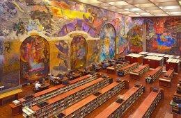 Visita Guiada a la Biblioteca Miguel Lerdo de Tejada