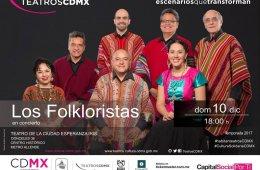 Los Folkloristas en Concierto