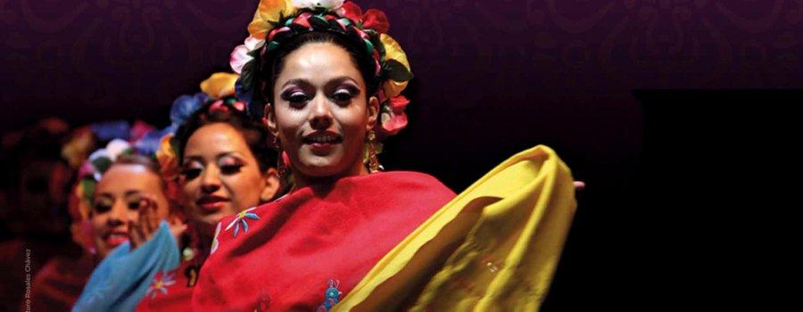 Ballet folclórico del Estado de México. Corazón mexiquense 5 etnias