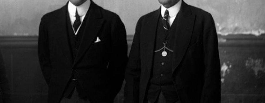 February 23, 1918: The Trade between Mexico and the United States