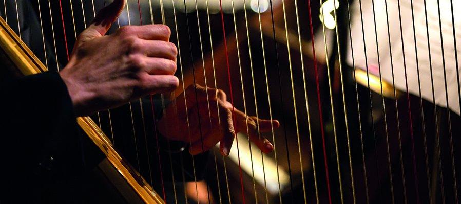 Harp and Flute Recital