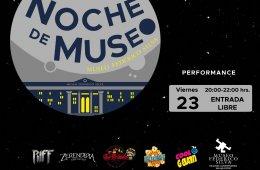 Noche de Museo en el Federico Silva Escultura Contemporá...