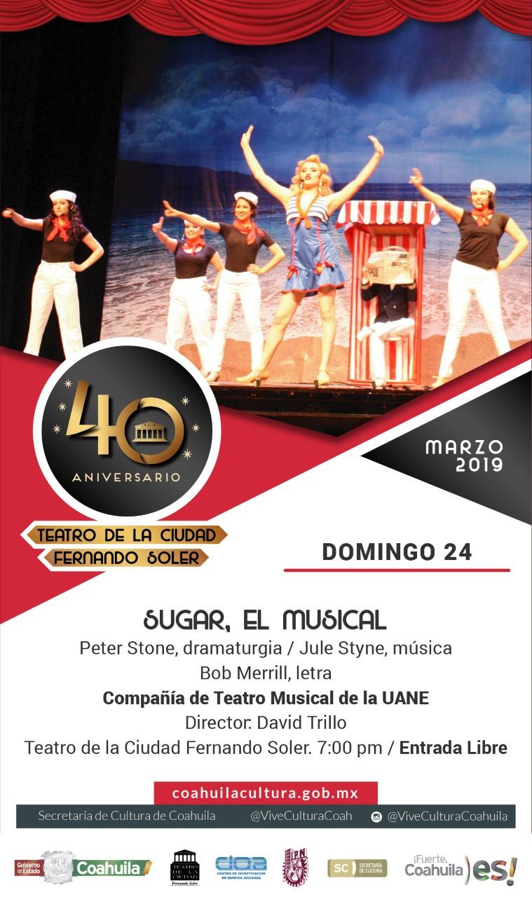 Sugar, el musical