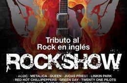 Tributo al rock en inglés