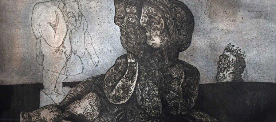 José Luis Cuevas y su colección, a 25 años