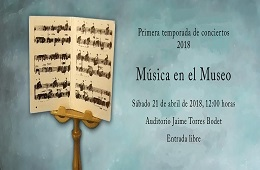 Conciertos Música en el Museo