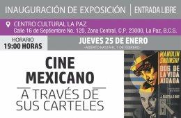 Cine Mexicano a través de sus Carteles
