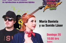 María Daniela y su Sonido Láser
