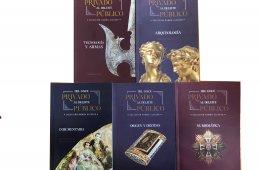 Presentación Editorial: folletos de la Colección Alcáz...