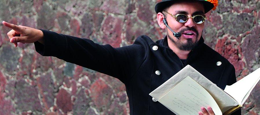 Emiliano, a Dreamer with Moustache