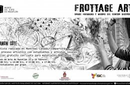 Frottage Art