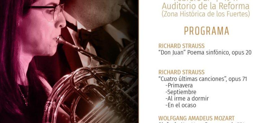 Primera temporada 2020 Orquesta Sinfónica de Puebla