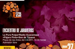 Meeting of Jaraneros