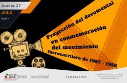 Commemoration of the Railroad Movement 1958-1959