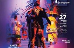 45 Aniversario Ballet Folclórico Xochiquetzal