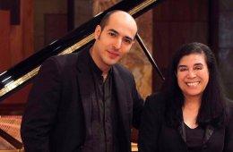 Guadalupe Parrondo y Rodolfo Ritter