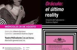 Oráculo: el último reality