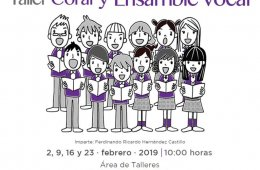 Taller Coral y Ensamble Vocal