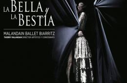 Malandain Ballet Biarritz en La Bella y la Bestia. A-Pant...