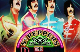 Laser Beatles Sgt. Pepper