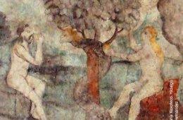 Murales en Santa María Xoxoteco. Hidalgo