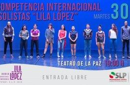 6th Lila López International Soloists Competition