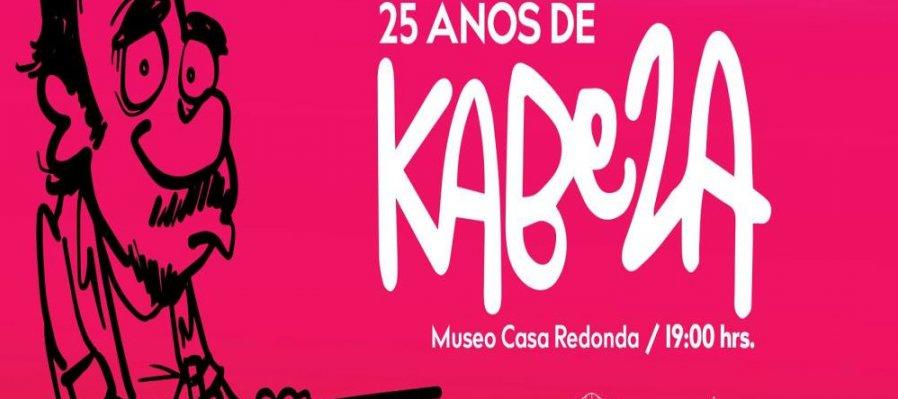 Kabeza. 25 años