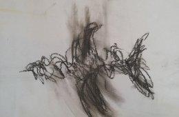 Pájaros en el alambre. A partir del Altazor