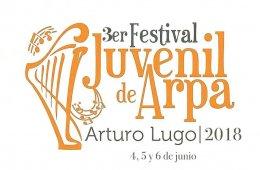 3er. Festival de arpa juvenil