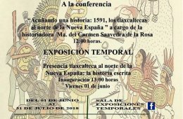 427th Anniversary of the Tlaxcalteca Day of the 16th Cent...