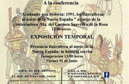 427 Aniversario de la Jornada Tlaxcalteca del siglo XVI