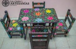 La casa de artesanías de Oaxaca