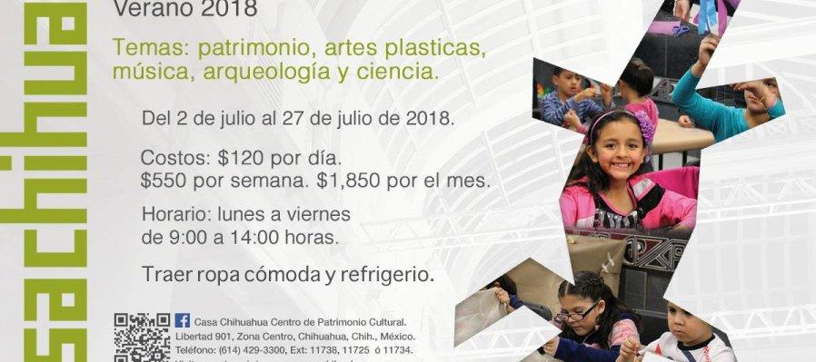 Crearte y Recrearte verano 2018