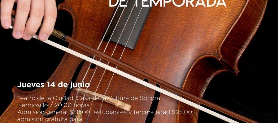 Concierto Orquesta Filarmónica de Sonora en Hermosillo