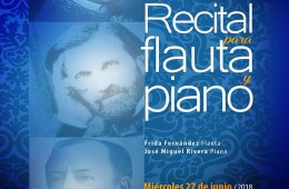 Recital de flauta y piano
