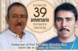 """39º Aniversario del Taller de Danza Mexicana """"Tierra M..."""